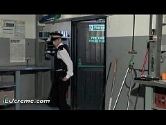 Gay police get some strange from gay porno