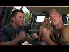BAIT BUS - Straight Bait Joey Soto Goes Gay For Pay With Cole Harvey