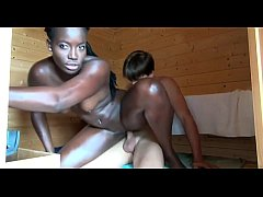 Sex in the sauna - more videos: http:\/\/www.forropuncik.hu
