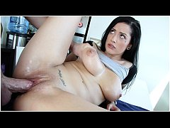 BANGBROS - Katrina Jade Is A Slut With Natural Big Tits And A Big Ass