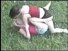 Extreme southern brawl catfight girlfight sexfight hairpulling scissors