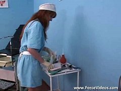 Nurse Hard In Clinic - Extreme Force & www.ForceVideos.com
