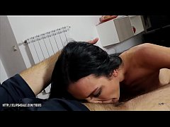 Nataly Gold - Robotic Mouth POV Blowjob