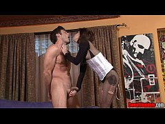 Time to Crush Your Balls with Bailey Paige BALLBUSTING FEMDOM