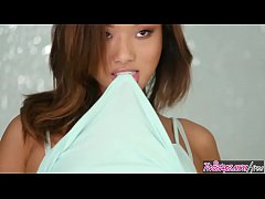 HD Twistys - (Alina Li) starring at So Smooth