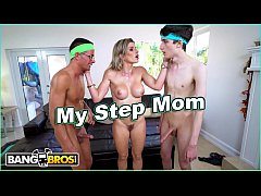 BANGBROS - MILF Stepmom Cory Chase Turns Wet Dreams Into Reality