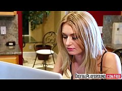 DigitalPlayground - Johnny Castle Natalia Starr - Red Lipstick