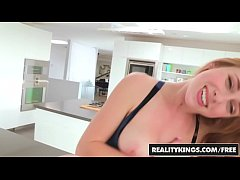 Natural Blonde Teen (Taylor Whyte) loves big cock - REALITY KINGS