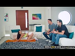 Brazzers - Baby Got Boobs -  My Buddys Sisters Boobs scene starring Aidra Fox & Keiran Lee