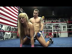 Brooke Belle After Boxing Fuck