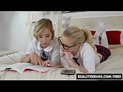 RealityKings - We Live Together - Bailey Brooke Haley Reed - Haley To Eat