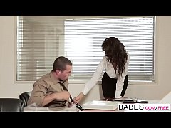 Babes - Office Obsession - (Alexa Tomas) and (Joel) - Finding Mr. Right