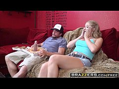 brazzers - baby got boobs - kandace kayne and tommy gunn - one hot slice