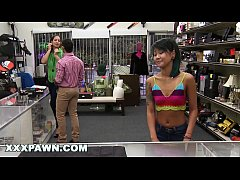 HD XXXPAWN - Saya Song Loves Redneck Pawn Shop Owner Long Time!