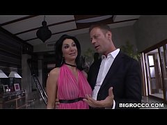 Valeria Visconti wants Rocco's huge dick