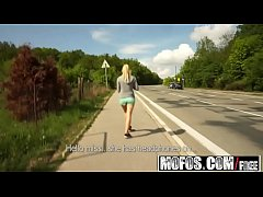 Public Pick Ups - She Works Out starring  Veronika
