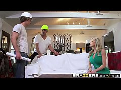 Brazzers - Brandi Love's The Contractors Brandi Love and Michael Vegas and