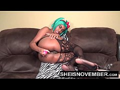 YOUNG SOLO ANAL JERK OFF INSTRUCTION BY MSNOVEMBER FOR FAN BIG BOOTY ROUGH FUCK