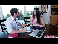 Twistys - (Holly Michaels, Preston Parker) starring at Alot To Take In