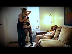 Hung guy gets revenge on her slut GF Penny Pax with Jaclyn Taylor