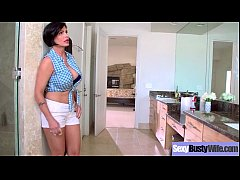 Sexy Housewife (Shay Fox) With Big Jugss Nailed Hardcore On Cam vid-18
