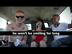 BAIT BUS - Blonde Straight Bait Joe Shawn Gets Tricked Into Having Gay Sex With Trent