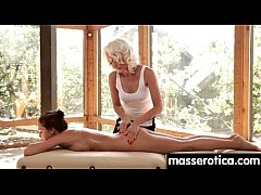 Most Erotic Girl On Girl Massage Experience 3