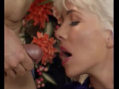 Beautiful Blond Bitch Helen Duval and Jake Steed, Anal, DP and Bukkake