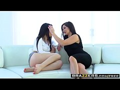 Brazzers - Hot And Mean - (Gabriella Paltrova) (Lea Lexis) - Fists of Anal Fury