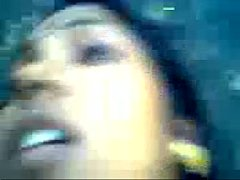 Desi girl fucking outdoor n loud moans