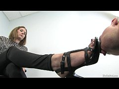 Foot Fetish domination by Mistress Star