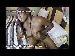 cute horny Nigeria Mrs with big boobs fuck Aremu the house maid.