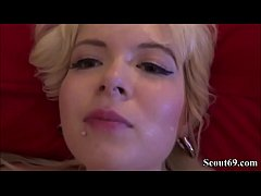 German Amateur Teen Cumshot Facial Creampie Compilation