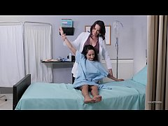 HUSTLER Lesbian MILF Doctors With Dana DeArmond And Isabella Nice