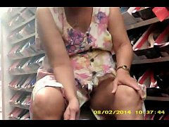 Wife at the shoe store - xHamster com