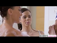 Babes - Step Mom Lessons - Come one Come All starring Kristof Cale and Nekane and Iskra clip