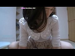 Asian beauty one night stand creampie