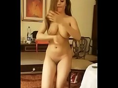 Indian college girl amazing dance moves to seduce boyfriend