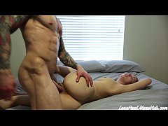 lena paul makes a sex tape
