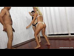Crazy Ballbusting sisters