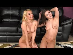 Aaliyah Love and Jojo Kiss Are Two Naughty Babes