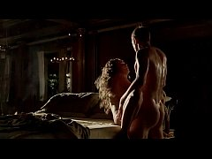 Alice Henley and Simon Woods sex scene in Hbo Rome (better video quality)