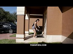 TeenPies - Hot Creampie For Hot Latin Teen Jessica Jewels
