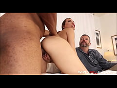 Hot Cheating Teen Wife Aidra Fox Caught With Black Roommate Cuckold