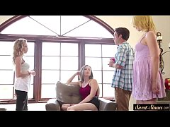 HD Gorgeous stepsister pounded by stepbrother