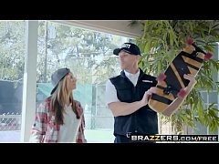 Brazzers - Baby Got Boobs -  No Skatewhoreding! scene starring Nina North and Johnny Sins
