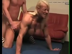 Fbb blonde mature fucked doggystyle