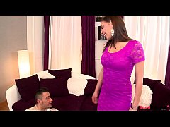 Endless lust overcomes teenager Henessy during dirty photo shooting with her boyfriend