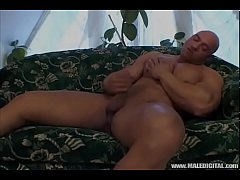 Muscle And Cum - Randy Jones