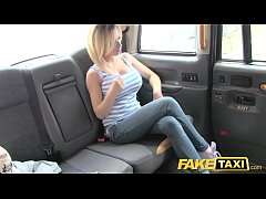 Fake Taxi Petite blonde with big tits gets down...